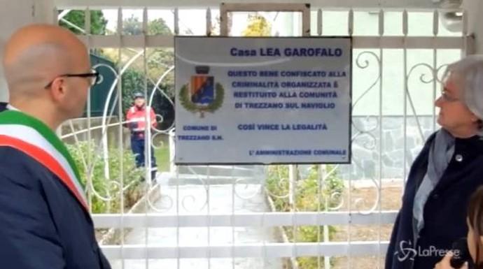 """Inaugurazione Casa """"Lea Garofalo"""""""