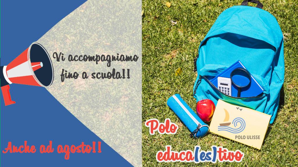 Polo Educa(es)tivo – Restiamo con voi fino alla riapertura delle scuole!